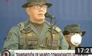 Las amenazas contra la Patria y la lucha contra el Covid-19 serán comandados con honor por la FANB (+Video)