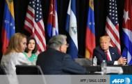 Trump visita Florida en medio de estallido de covid-19 y con Venezuela en agenda