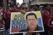Para los gringos y  opositores, aunque le cause escozor Chávez muerto, aún vive:
