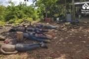 Continúan las masacres en Colombia  y nuestro mundo occidental continúa en silencio...