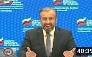 Rueda de prensa de Tareck El Aissami sobre nuevas medidas para el sector productivo, 27 agosto 2020 (+Video)