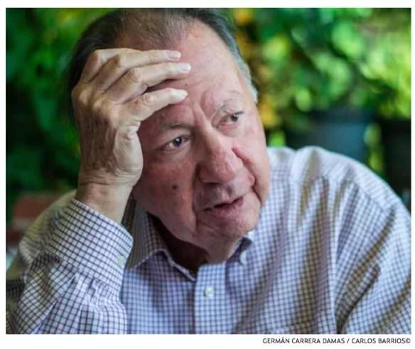 DICCIONARIO DE FARSANTES, el caso de Germán Carrera Damas...