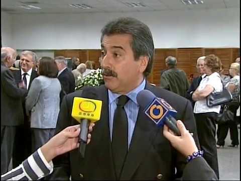 DICCIONARIO DE FARSANTES, el caso de Andrés Caldera, el hijo de Rafael Caldera...
