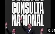 Consulta Nacional. (+Video)