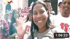 Presidente Nicolás Maduro en aniversario de la JPSUV (Juventud del PSUV), 11 septiembre 2020 (+Video)