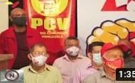 Alternativa Popular Revolucionaria presenta sus candidatos en el Zulia (+Video)