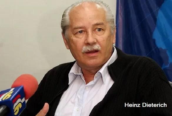 DICCIONARIO DE FARSANTES, el caso de Heinz Dieterich...