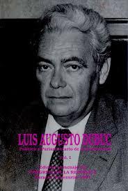 DICCIONARIO DE FARSANTES, el caso de Luis Augusto Dubuc...