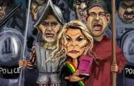 Al maestro Damas se le olvidaron las masacres de la Jeanine Áñez  (?