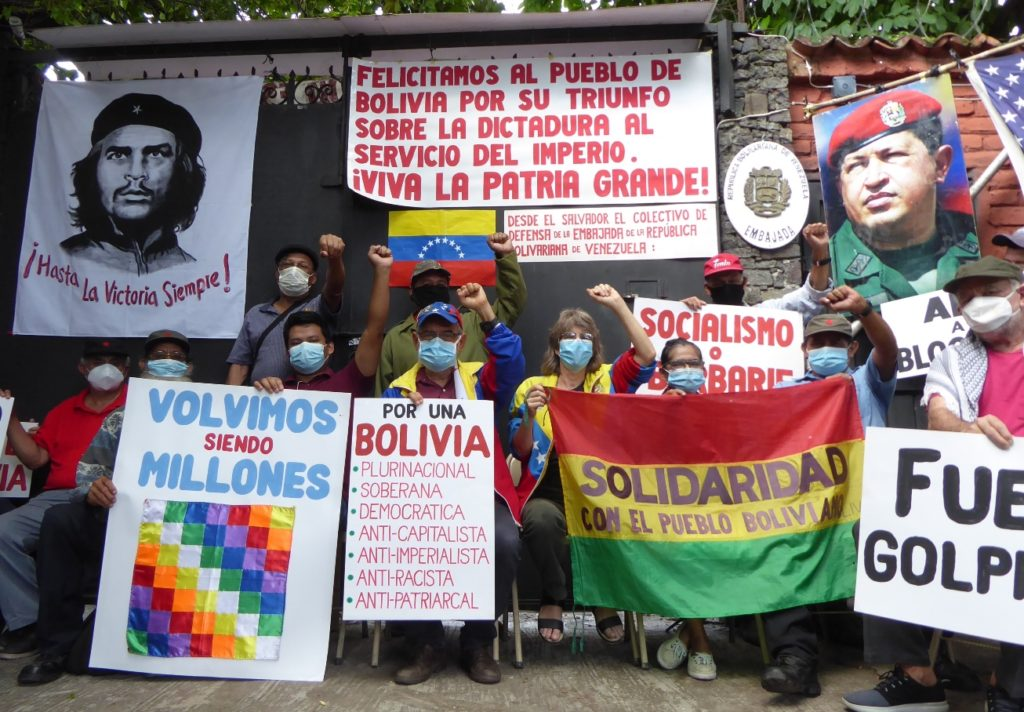 LO DE BOLIVIA NO HA PASADO EN VANO. SOPLAN VIENTOS