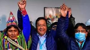 El presidente electo de Bolivia pide la renuncia de Luis Almagro