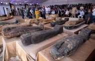 Impresionante hallazgo: 80 sarcófagos intactos en Egipto de 2.500 años de antigüedad