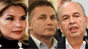 Huyen jefes de represores de la dictadura boliviana