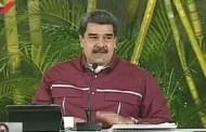 Vea al Presidente Nicolás Maduro, sus palabras completas el 8 de noviembre de 2020