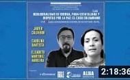 Vea la ponencia Neoliberalismo de guerra, para-estatalidad y disputas por la paz: el caso colombiano - Clase 7 del Seminario Internacional