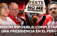 Perú: ¿vacancia o golpe? PPK, Vizcarra, Merino… ¿por qué los presidentes duran tan poco?
