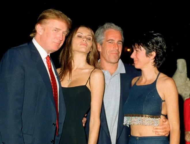 """El violador Epstein pudo haber sido presidente de EE UU: millonario, """"bello"""" (como Reagan, Clinton, Bush, Obama, Trump…), estafador, con el poder de los medios a sus pies…"""