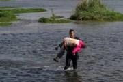 ACNUR, franquicia de la CIA, del MOJON-NEWS del carajo pasando una vieja en río Bravo a Filippo Grandi ...