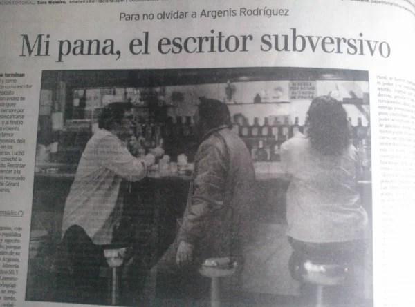 ARGENIS RODRÍGUEZ...