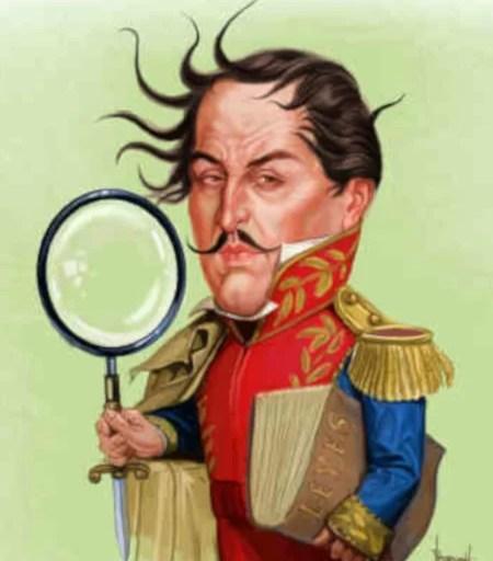 El por qué, desde que murió Bolívar, los presidentes de Colombia han sido casi todos Porky's…