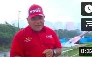 Precandidato PSUV a la Gobernación del estado Lara, Adolfo Pereira