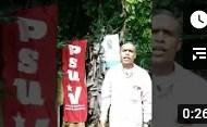 Precandidato PSUV a la Alcaldía del municipio El Hatillo del estado Miranda, Ángel Rivas