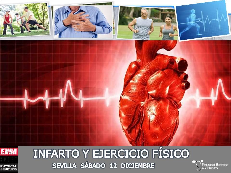 CAPSULA FORMATIVA. INFARTO Y EJERCICIO FÍSICO