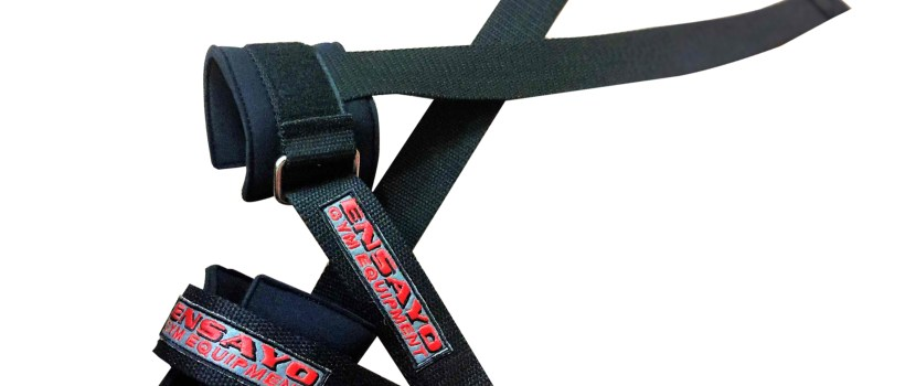 Cushioned Lifting Strap Per Pair Ensayo Gym Equipment Inc