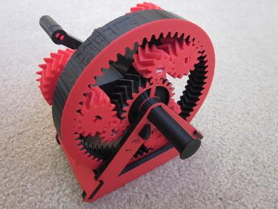 Demostración de impresión 3D