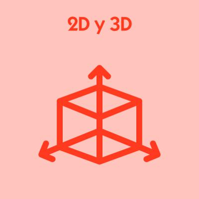 Diseño CAD y 3D