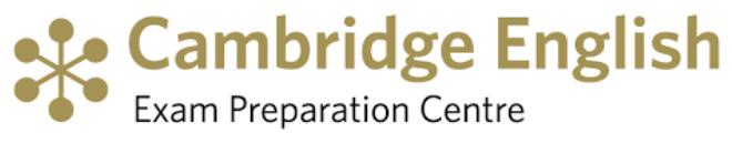 Exámenes de Cambridge centro preparador