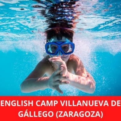 Campamento de verano en Villanueva de Gállego