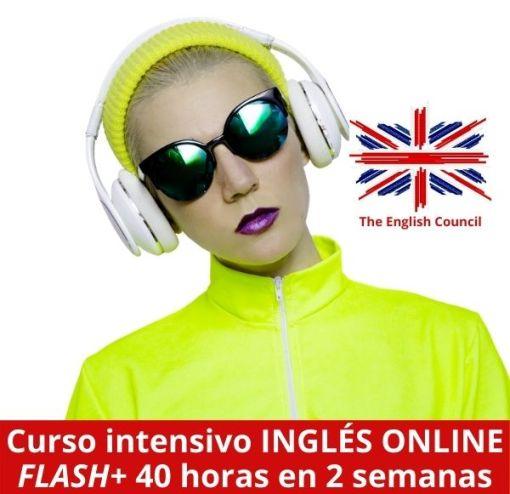 Curso intensivo inglés online