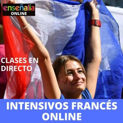 Curso intensivo frances online