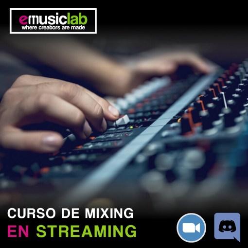 Curso de mixing online
