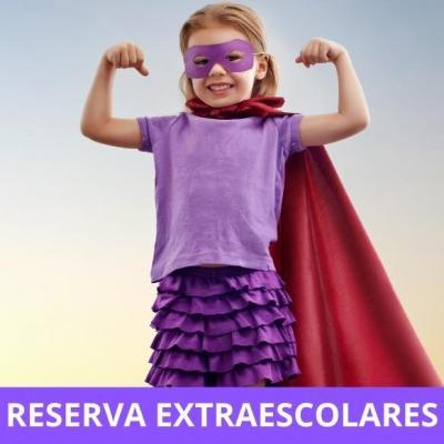 Reserva extraescolares