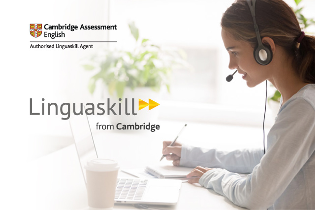 Linguaskill Cambridge