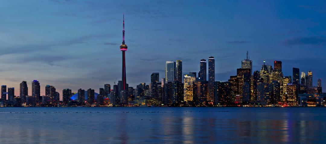 Trabaja en Toronto