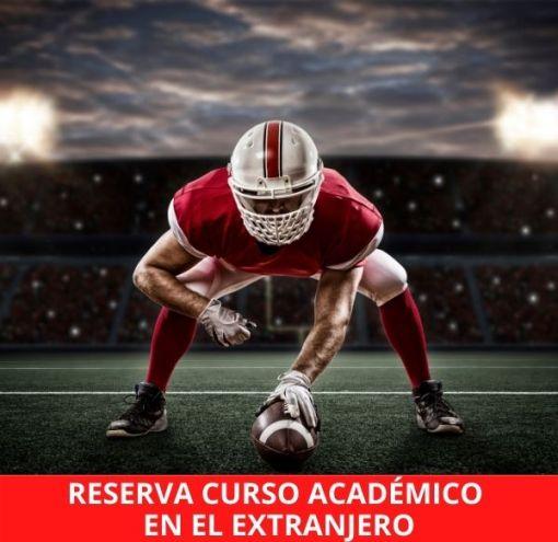 Reserva curso academico en el extranjero