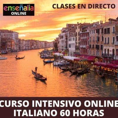 Curso intensivo de italiano