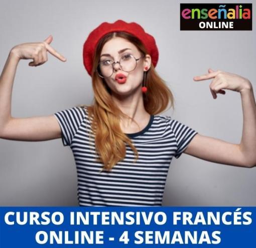 Curso intensivo francés