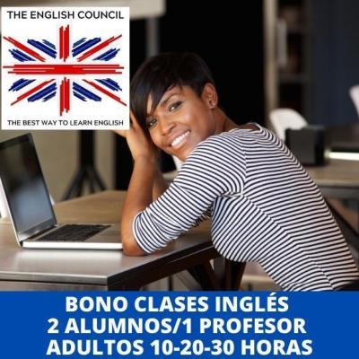 Clases de inglés online con dos alumnos y un profesor
