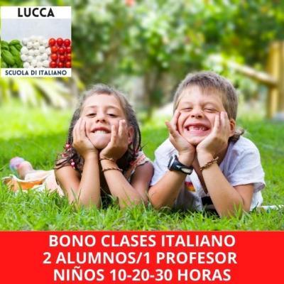 Clases de italiano online para niños