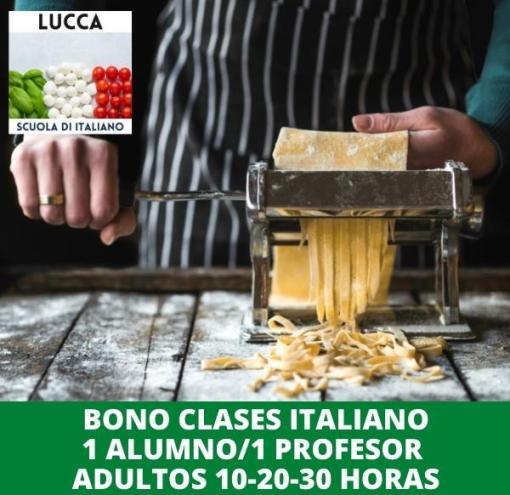 Clases de italiano online