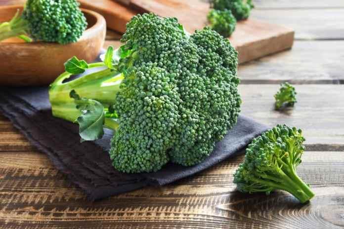 Brokoli untuk Tingkatkan Sistem Imun