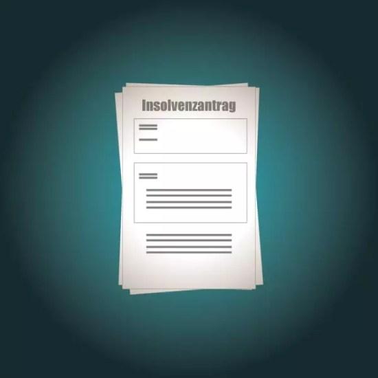 Privatinsolvenz Antragsformular