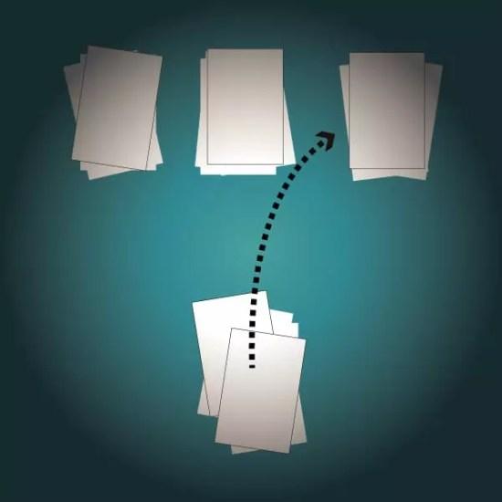 Privatinsolvenz Antrag - Unterlagen vorbereiten