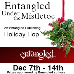Entangled Under the Mistletoe Holiday Hop