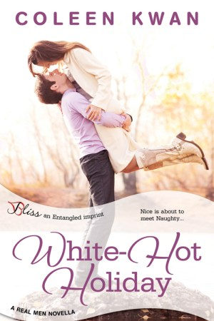 White Hot Holiday 500 Day 24 of Entangled Publishings Holiday STEALS