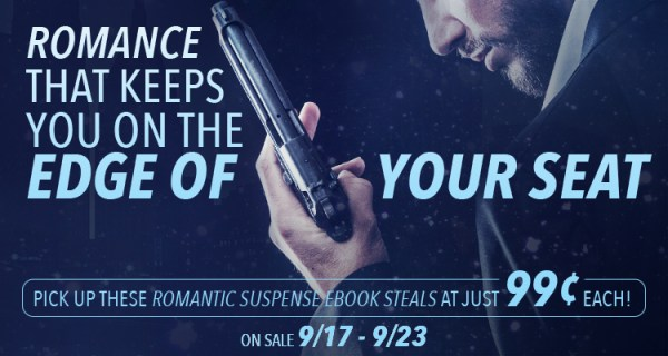 Romantic Suspense sale blitz banner